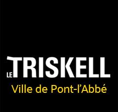 LOGO TRISKELL PONT L'ABBE